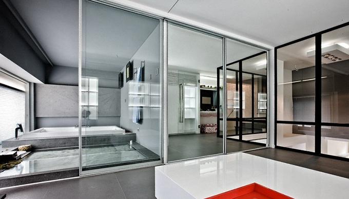 玻璃隔断墙多少钱?办公室玻璃隔断墙设计有哪些原则?