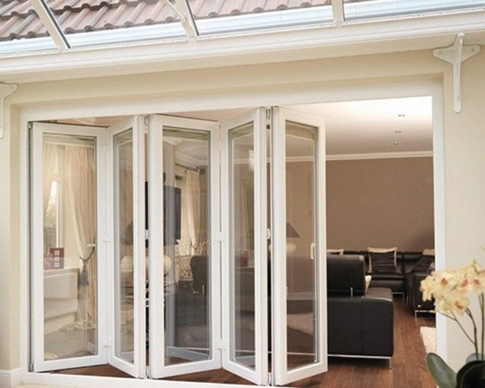 玻璃门窗报价之玻璃折叠门价格一览