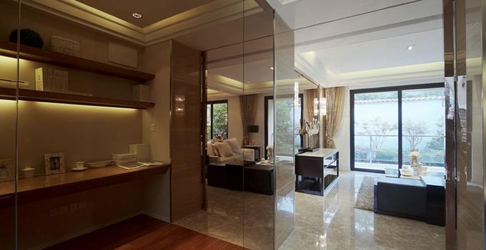 非常专业的玻璃隔断墙安装,看懂了你也是行家!