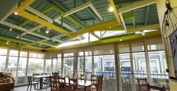 和家用不一样  商业餐厅墙面装饰材料的选购