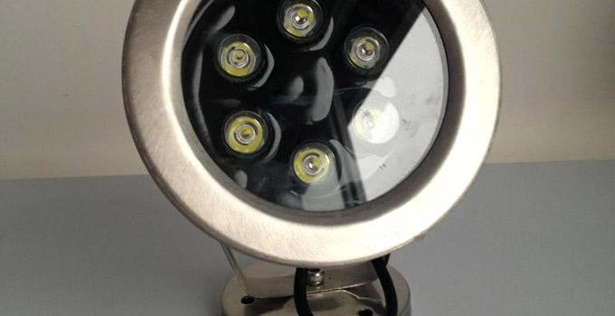 不锈钢led射灯选购要点