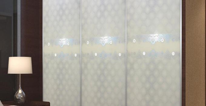 玻璃装修材料在家装中的应用