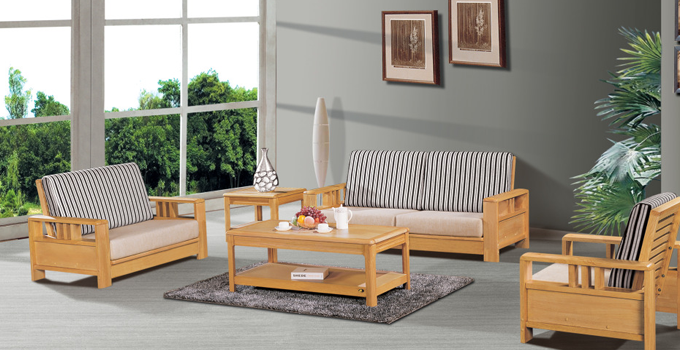 布艺沙发和实木沙发的特点详解