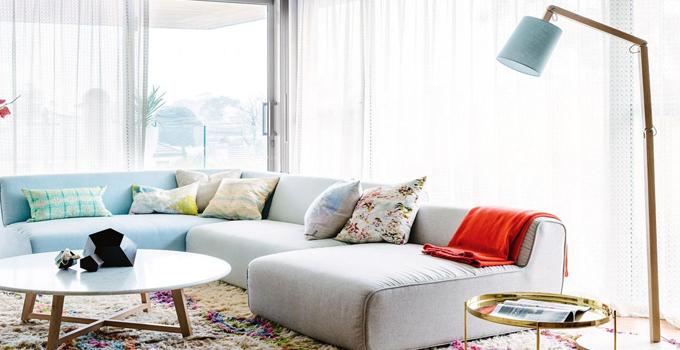 布艺沙发坐垫尺寸怎么选?一起来看看吧