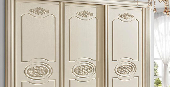 为什么你家的壁柜移门价格贵?