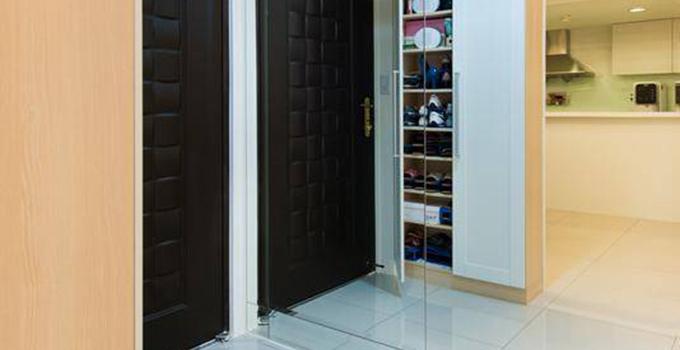 玄关的位置影响布局 玄关装修布局考虑要点