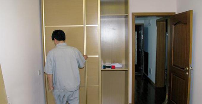壁柜安装步骤详解