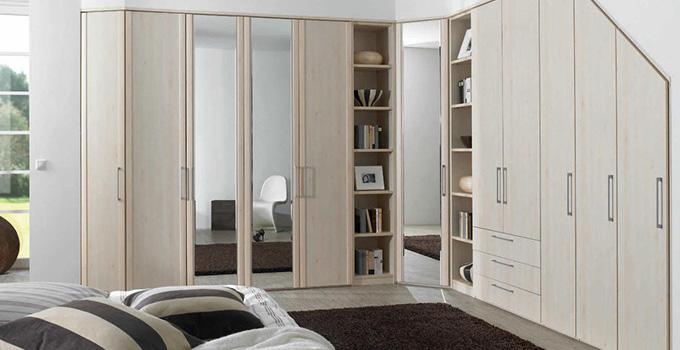 卧室壁柜转角设计,有格调只是分分钟的事