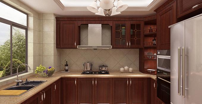 橱柜颜色色彩首先影响的就是人们的食欲。厨房壁柜什么颜色好呢?一般来说,明度较高的厨房色彩搭配,能够使厨房家具表现出干净、使人愉悦的氛围,从而也刺激了人们的食欲。比如白色、乳白色、乳黄色、黄色,这些颜色似乎就是牛奶、蛋黄、奶油、水果等美食的代名词,令人浮想联翩。