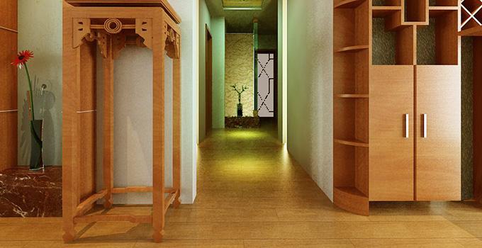 走廊风水打造和睦家庭关系,走廊装修要注意哪些呢?
