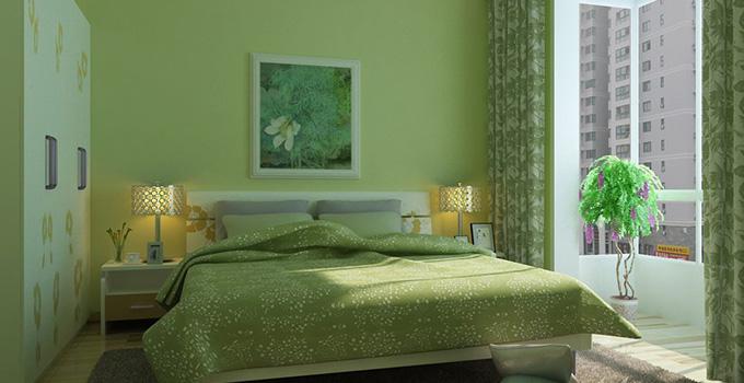 不同颜色的卧室壁纸对健康有什么影响?
