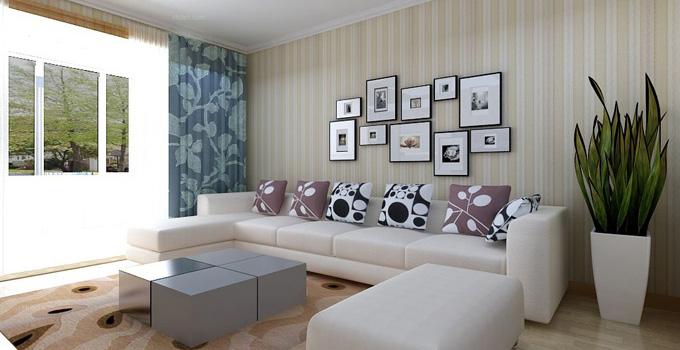 3,相片墙设计——家庭情况