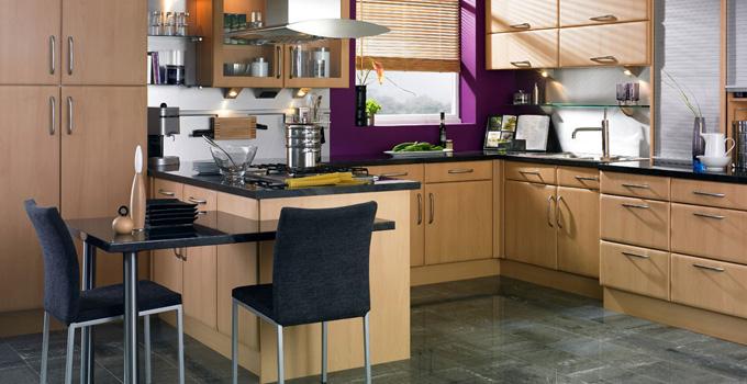大热厨房设计风格 总能找到适合你的!