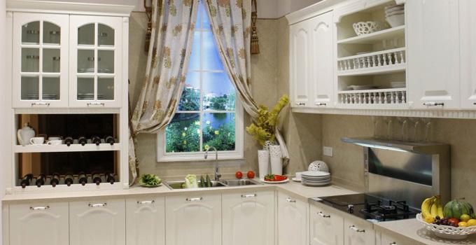 回归自然和舒适  乡村风格厨房的设计理念
