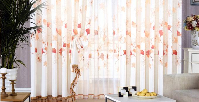 不到中意的窗帘?赶紧动手设计自己的窗帘买
