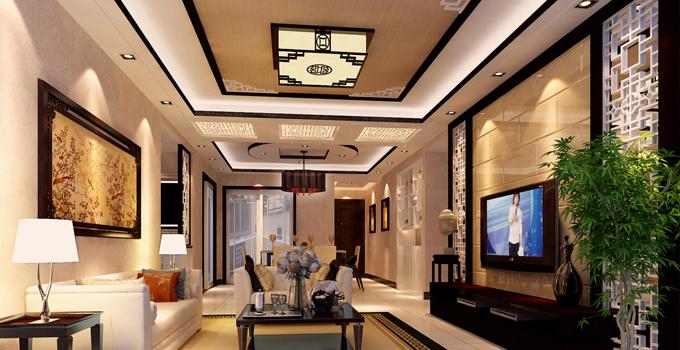 家庭装修设计之天花板设计的装修要点