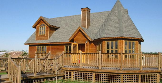 回归自然和传统 木屋的防水结构设计和保养