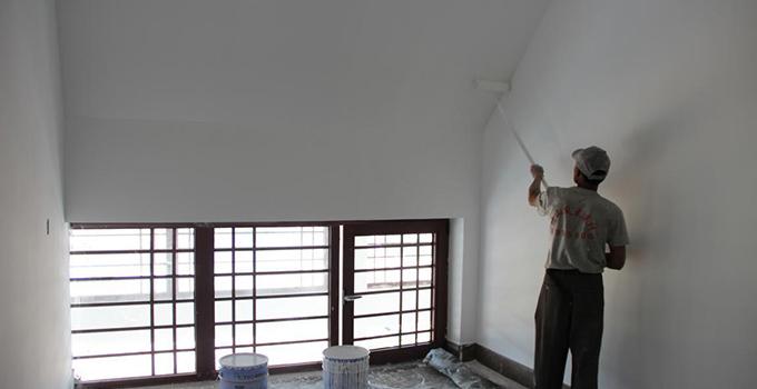 装修内墙涂料的施工工艺知多少?