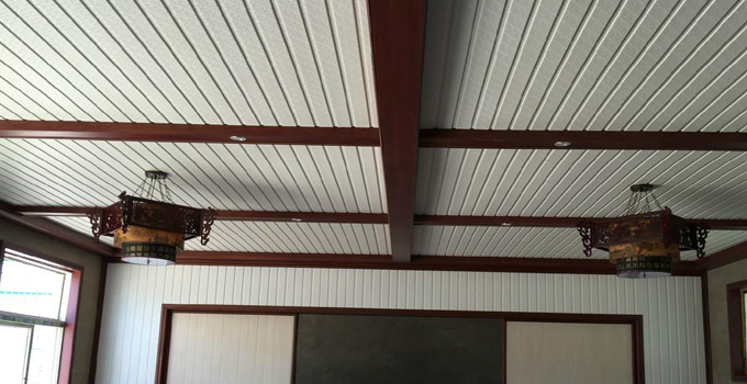 PVC扣板的安装注意事项以及检验标准