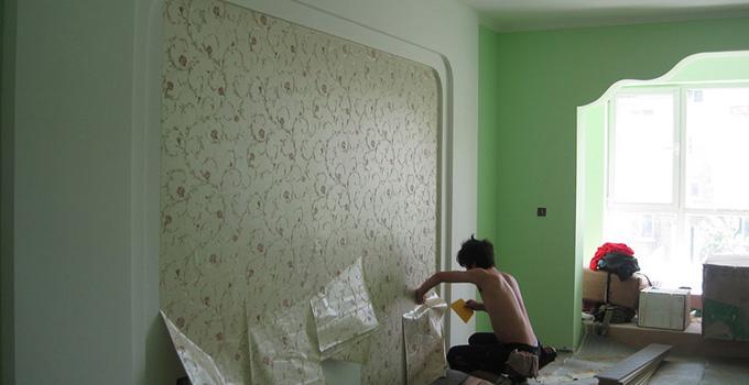夏季装修壁纸粘贴一定要注意的三个方面!