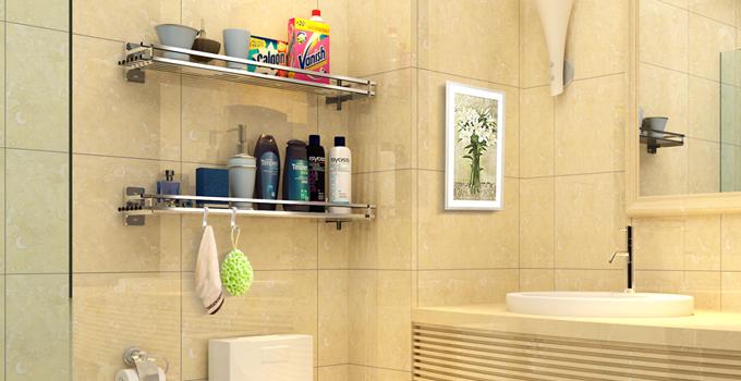 浴室收纳怎么做? 六大浴室收纳技巧大揭秘