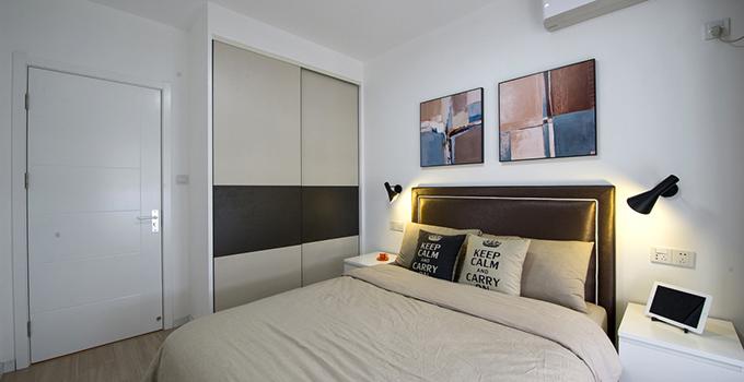 抓住这四个方面 12平米卧室装修不是问题!