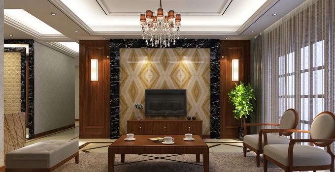 客厅设计必看! 客厅墙面装饰材料大汇总