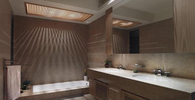 主客卧卫生间如何装修?区别装修设计和风格