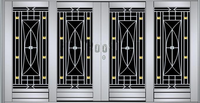 防盗门安装看过来  防盗门安装注意事项全解