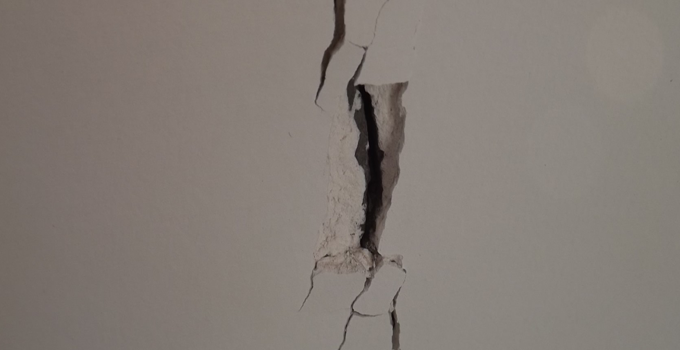 墙面开裂不要慌  墙面开裂修复方法详解