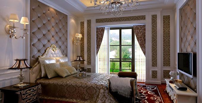 隔断的设计处处都有 卧室的隔断如何设置?