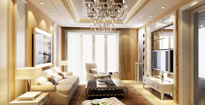如何让家居设计锦上添花 室内装饰材料少不了