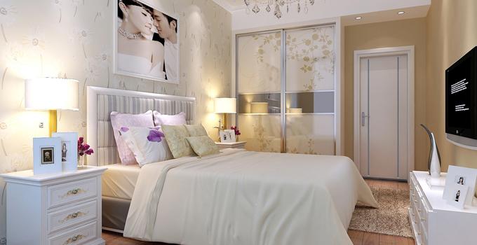 卧室床该如何摆放?三个方面综合考虑