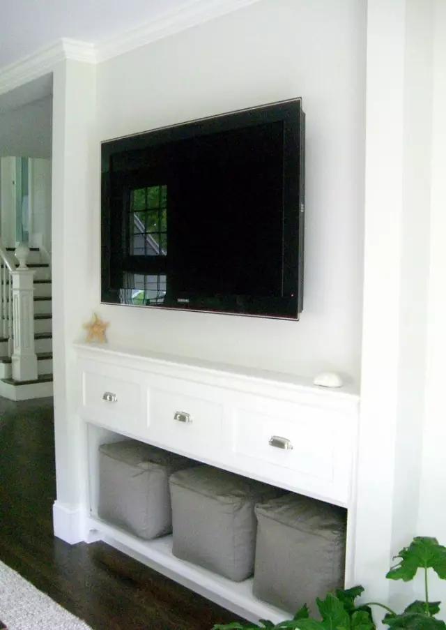 所谓电视背景墙,意义远远不止一面墙