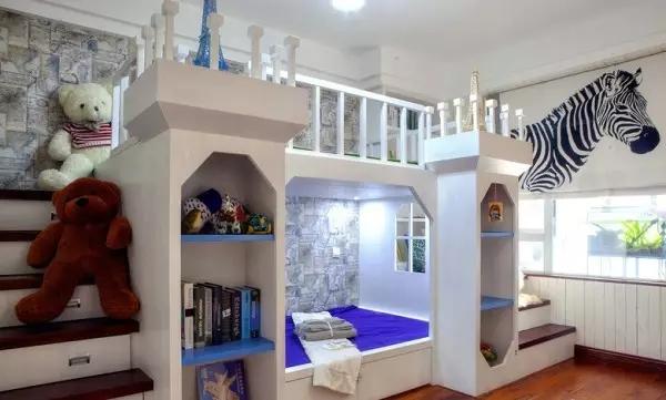 原来儿童家具应该这么买!父母们赶紧来补补知识