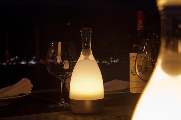 完美浪漫的瓶子灯设计