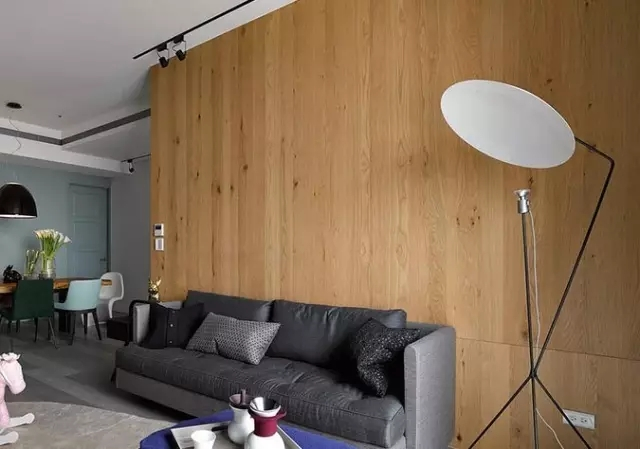 沙发背景墙这么装,肯定不会丑!