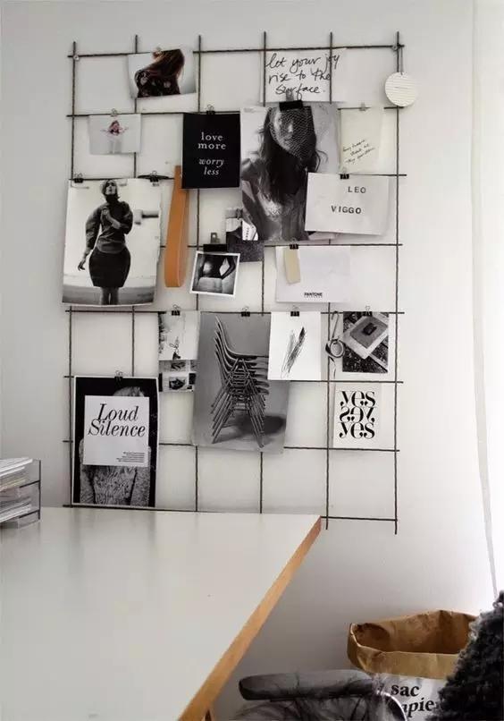 10款照片墙,让你的墙面不再单调!