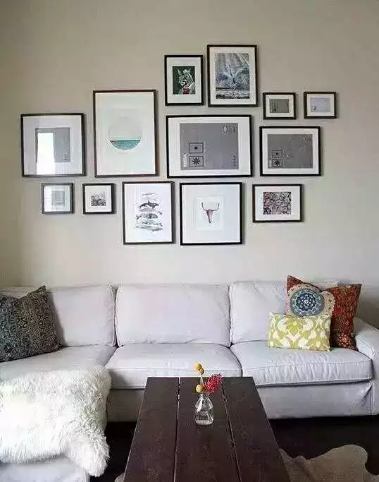 Living Room Wall Decor Over Couch Canvas