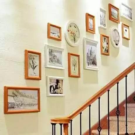 家里各个区域装饰画、照片墙摆放技巧