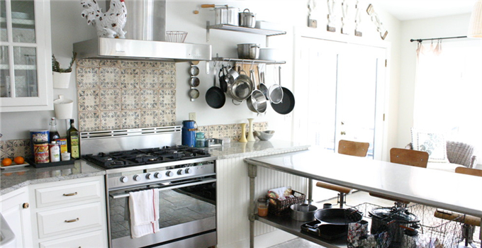 厨房改造的七大省钱秘诀