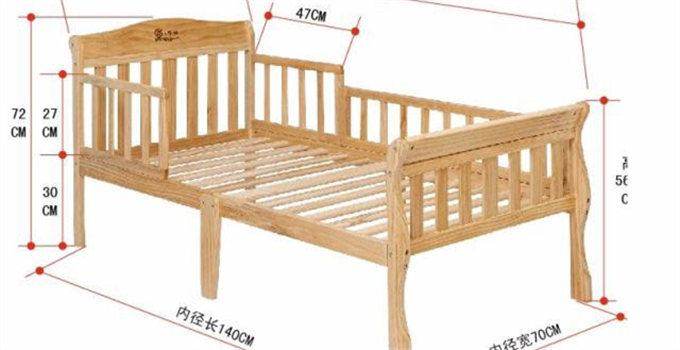 如何为自己的孩子,选购合适的儿童实木床?