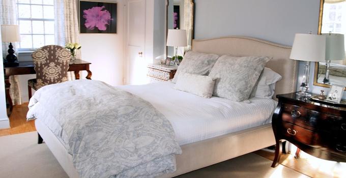 巧用这十个卧室装修技巧  每天都能超幸福