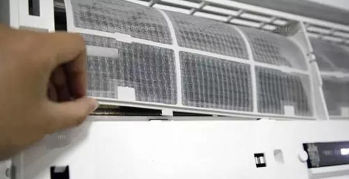 家用空调正确的清洗方法和步骤