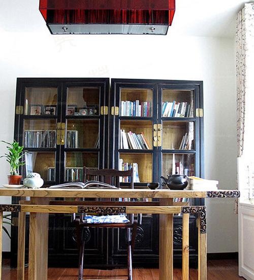 夏季风情来袭 8款东南亚风书房设计