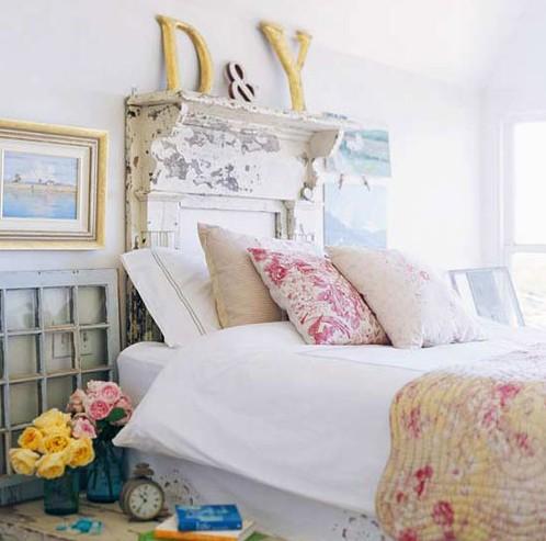 8款温馨的田园风格卧室装修效果图