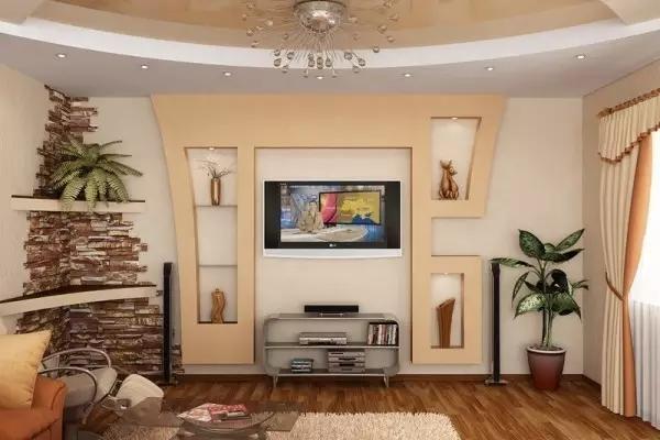 只要五招,让你的电视墙比电视还好看!