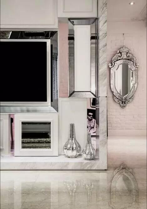 客厅没有窗户?这样设计最合适!