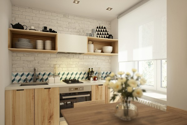 单身白领最爱的单身公寓45㎡日式一居