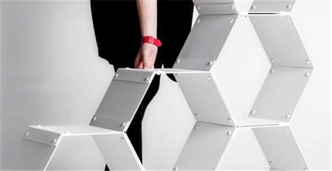 创意生活:高颜值又实用的收纳柜